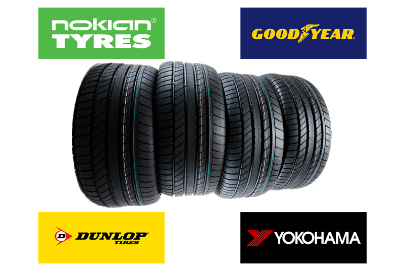 Centro pneumatici auto moto Montebelluna - Nokian Goodyear Dunlop Yokohama